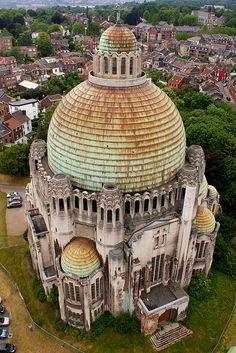 Church of the Sacred Heart... Liege, Belgium
