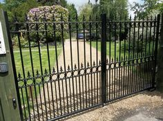 Wrought Iron Fencing Wrought Iron Fence In 2019 Fence