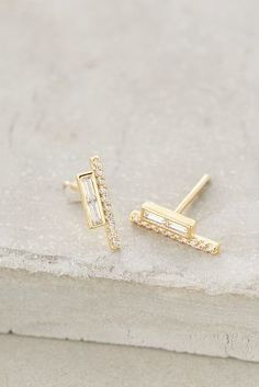Anthropologie Cava Linear Posts #anthrofave