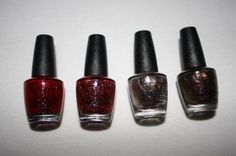 4 gorgeous minis from OPI's The Muppets collection