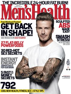 Free Subscription to Men's Health Magazine
