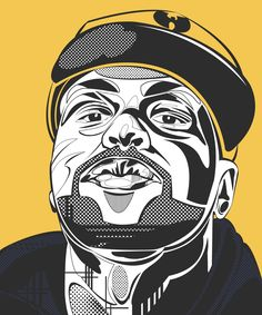 Method Man : Wu-Tang Clan #wutangclan #wutang #methodman #우탕클랜 #메소드맨 #illustration #illust #drawing #painting #art #artwork #sketch #일러스트 #그림 #디자인 #드로잉 #페인팅  #follow #doodle#go61in