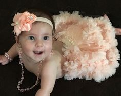 Newborn Baby Girl Take Home Outfit / Baby by CutieButtsBoutique