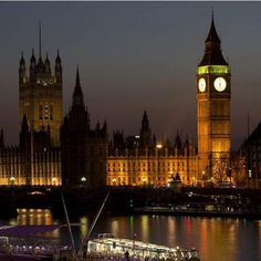 Have you take a stroll along the north end of the Palace of Westminster to get to #BigBen #London #Travel