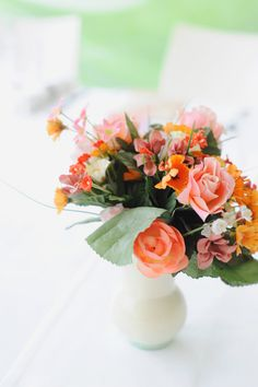 Lovebird Productions: Wedding Videography + Lovely Blog: Colorful and Eclectic Vintage Wedding