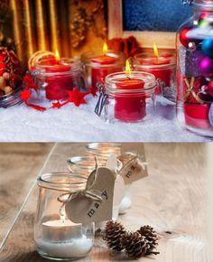 Recicla tarros de Cristal / http://www.hogarmania.com/