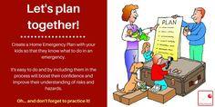 Help Teaching, Emergency Preparedness, How To Plan, Create, Kids, Young Children, Children, Kid, Children's Comics