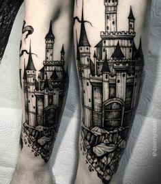 Tattoo by ig:dmitriy.tkach