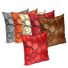 BangGood - Eachine1 Silk Pillow Throw Case Cushion Cover Decorative Sofa Bedding Decor - AdoreWe.com