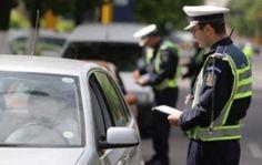 Politia in trafic Joi