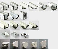 Source led strip profile/LED aluminum channel/aluminum profile for led strip on m.alibaba.com