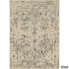 @Overstock - Emerson Antique/ Multi Rug (7'6 x 10'5) - A transitional rug to fit most any decor, this versatile Emerson rug is vintage-inspired with a modern flare.  It will flatter contemporary homes as well as traditional, with a layer of supple hues and touches of shimmer.  http://www.overstock.com/Home-Garden/Emerson-Antique-Multi-Rug-76-x-105/9173653/product.html?CID=214117 $464.99