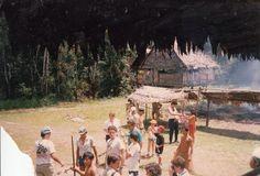 Choza chipiba en la Amazonía