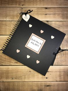 Handmade Personalised Hen Do Scrapbook / Memory Book / Gift / Photo Album. (more colour options available) Couple Scrapbook, Scrapbook Cover, Scrapbook Journal, Travel Scrapbook, Scrapbook Ideas For Couples, Scrapbook Boyfriend, Photo Album Scrapbooking, Scrapbook Albums, Hen Party Gifts