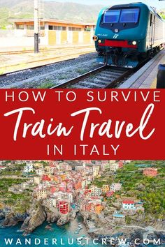 Train travel in Italy can be a fast, efficient, and affordable way to get around the country and see multiple destinations like Rome, Venice, Florence, and Cinque Terre within a small amount of time, but be sure you know what to expect before you go. #Italy #TrainTravel #FamilyTravel