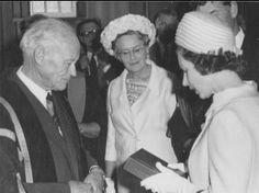 My Parents and Queen Elizabeth II