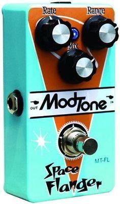 Modtone Space Flanger Guitar Pedal