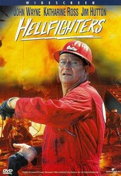 Hellfighters (1968) Poster
