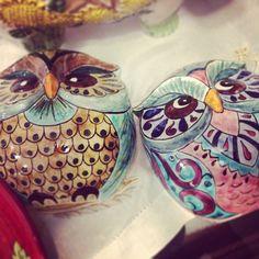 Çini Baykuş desenleri / China Owl designs