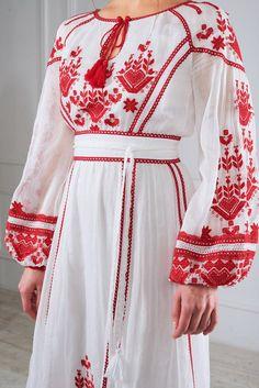 Сукня ексклюзивна з вишивкою, фото 5