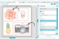 Simple Silhouette Studio Fix for the Dreaded Cut Box Around Transparent Images ~ Silhouette School