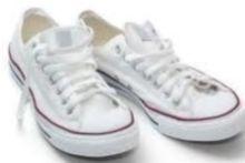 apprenez à nettoyer les tennis blanches et autres chaussures en toile blanche