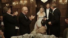 Melancholia -  beautiful weddings in the film