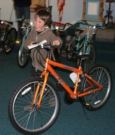 Wow! A free bike! | Boothbay Register