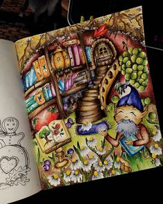 Colouring Pages, Coloring Books, Markova, Prismacolor, Crayon, Cartoon Kids, Adult Coloring, Fairy, Drawings