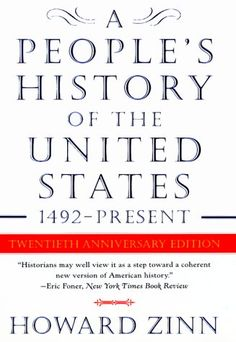 Dr. Howard Zinn; a sobering account/review of what US history really is/was.