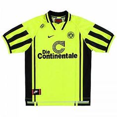 Borussia Dortmund Home Shirt XL.Boys for sale Classic Football Shirts, Vintage Football Shirts, Training Tops, First Round, Team Shirts, Liverpool Fc, Nike, Champions League, Sportswear