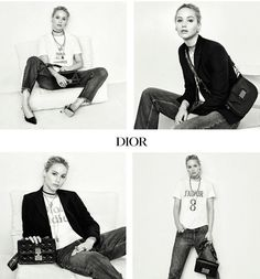 The Casual Side Of Dior http://anoteonstyle.com/jennifer-lawrence-dior/?utm_campaign=coschedule&utm_source=pinterest&utm_medium=A%20Note%20On%20Style&utm_content=The%20Casual%20Side%20Of%20Dior Love these looks on Jennifer Lawrence for DIOR spring campaign.