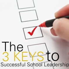 The 3 keys to successful school leadership - FREE webinar series! More: http://www.renweb.com/Blog/EntryId/358/The-3-Keys-to-Successful-School-Leadership-ndash-FREE-Webinar-Series.aspx