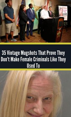 55 Menacing Mugshots Of Female Criminals From The Early Century Funny Jokes, Hilarious, Sarcasm Humor, Celebs, Celebrities, Mug Shots, Amazing Photography, Funny Things, Makeup Looks