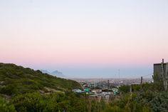 A new dawn over the sprawling township of Khayelitsha - Sally Wellbeloved Interior & Fine Art Photography Canvas Art, Canvas Prints, Fine Art Photography, Sally, Dawn, Africa, City, Travel, Image