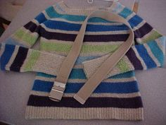 Turn an Old Sweater into a Tote Bag: Sweater Bag Supply List