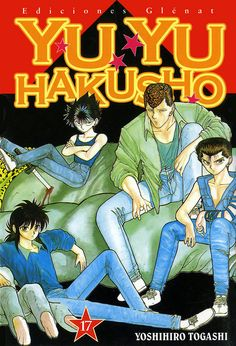 """Read """"YuYu Hakusho, Vol."""" by Yoshihiro Togashi available from Rakuten Kobo. Yusuke and the gang finally face off against Sensui in a final battle to defeat him and close the portal to the demon pl. Old Anime, Manga Anime, Yu Yu Hakusho Anime, Fox Boy, Yoshihiro Togashi, Viz Media, Manga Artist, Manga Covers, Science Fiction"""