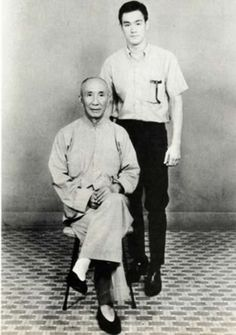 Ip Man. Taught Bruce Lee. He led such an interesting life. The movies' about his life are very good.