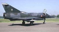 """""""Mirage 5F"""" n°41_13-PE basé à Colmar de passage à Dijon en Mai 1992"""