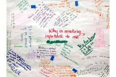 Visible Thinking Routines: Chalk Talk