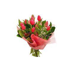 Bouquet of 11 tulips Cheap Flowers, Tulips, Bouquet, Plants, Bouquet Of Flowers, Bouquets, Plant, Tulip, Floral Arrangements