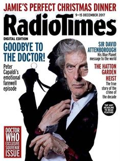 Digital RT cover. Goodbye to the Doctor.