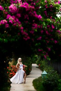 wedding at Sandals in St Lucia
