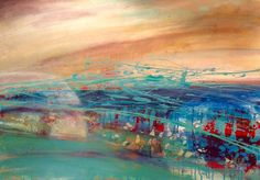 Landscape by Claire Maria Wood