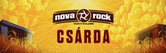 Am Nova Rock mal einfach gemütlich beim vertrauensvollen Wirten vorbeischauen? Jetzt ist es möglich! Genießt ein kühles Bier im zünftigen Wirtshaus-Zelt oder auf der gemütlichen Sonnenterrasse und lasst euch bis 20:00 von unserer CSÁRDA-Crew direkt am Tisch mit euren Getränken versorgen lassen. Kein lästiges Anstellen, sondern wir kommen zu euch!   NOVA ROCK Festival 2015   #NR15  12.-14.06.15   Pannonia Fields, Nickelsdorf