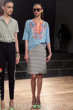 J.Crew Ready To Wear Spring Summer 2013 New York