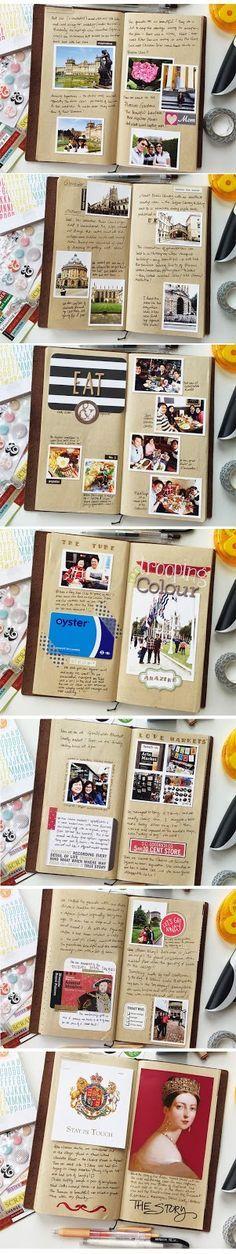 midori traverlers' notebook