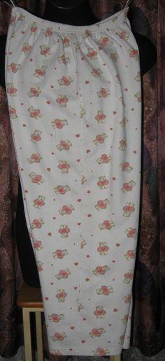 Винтажные теплые пижамные брюки. от VIRTTARHAR на Etsy
