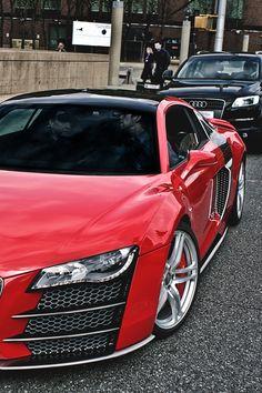 Audi R8 Le-Mans!