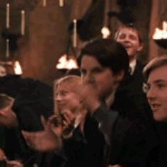 hogwarts clap